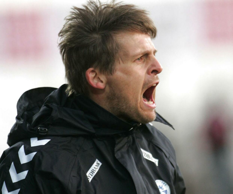 Morten Bruun havde indbrud i sit hus under landskampen mod Island.