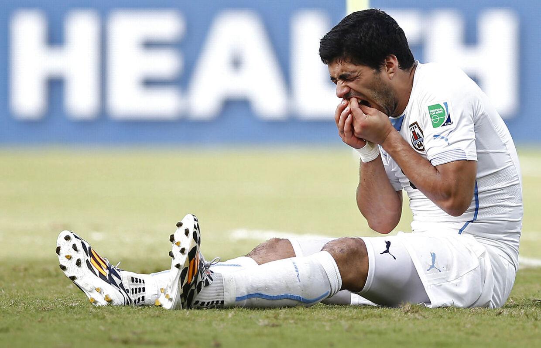 Luis Suarez er igen klar til at tørne ud for Uruguay efter overstået karantæne som følge af sit bid ved VM i 2014.