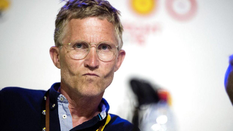 Brian Holm, sportsdirektør på Etixx-Quickstep.