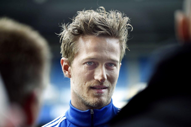 Anders Lindegaard er tilbage på landsholdet.