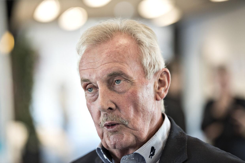 Randers FCs bestyrelsesformand, Svend Lynge Jørgensen, forklarer, hvorfor cheftræner Colin Todd beholder sit job.