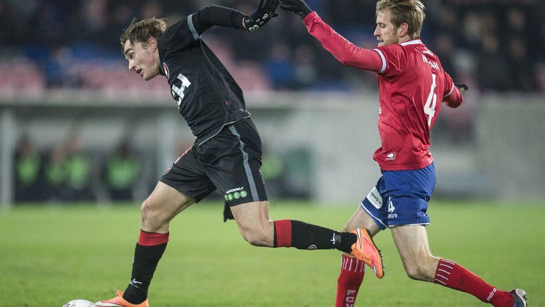 Petter Andersson er færdig i FC Midtjylland til sommer.