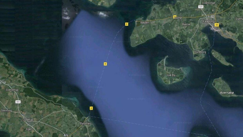 Hvis broprojektet bliver en realitet, så kommer der til at være en bro mellem Als og det sydlige Fyn.