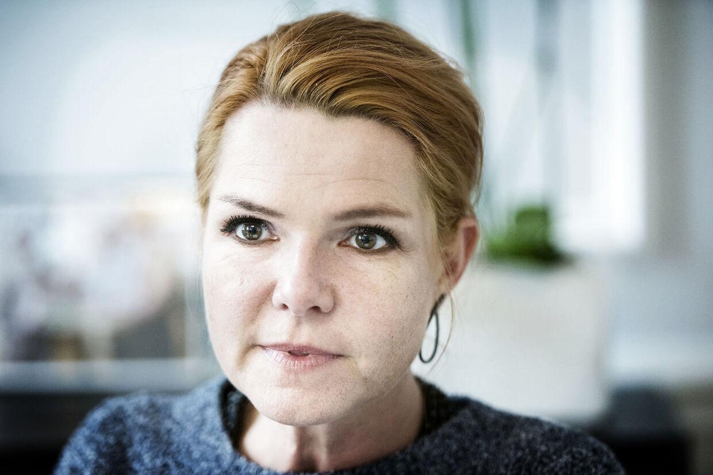 Inger Støjberg om flygtningesituationen
