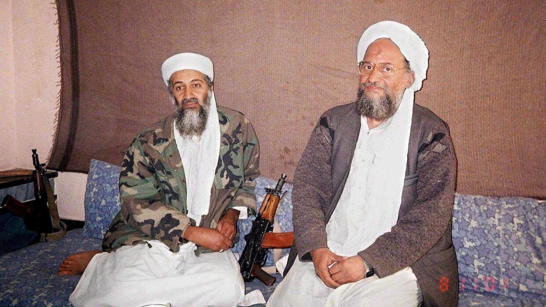 Ayman al-Zawahiri er leder af Al-Qaeda, som Al-Nusra udspringer af.