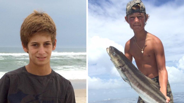 Perry Cohen og Austin Stephanos har været forsvundet siden sidste sommer.