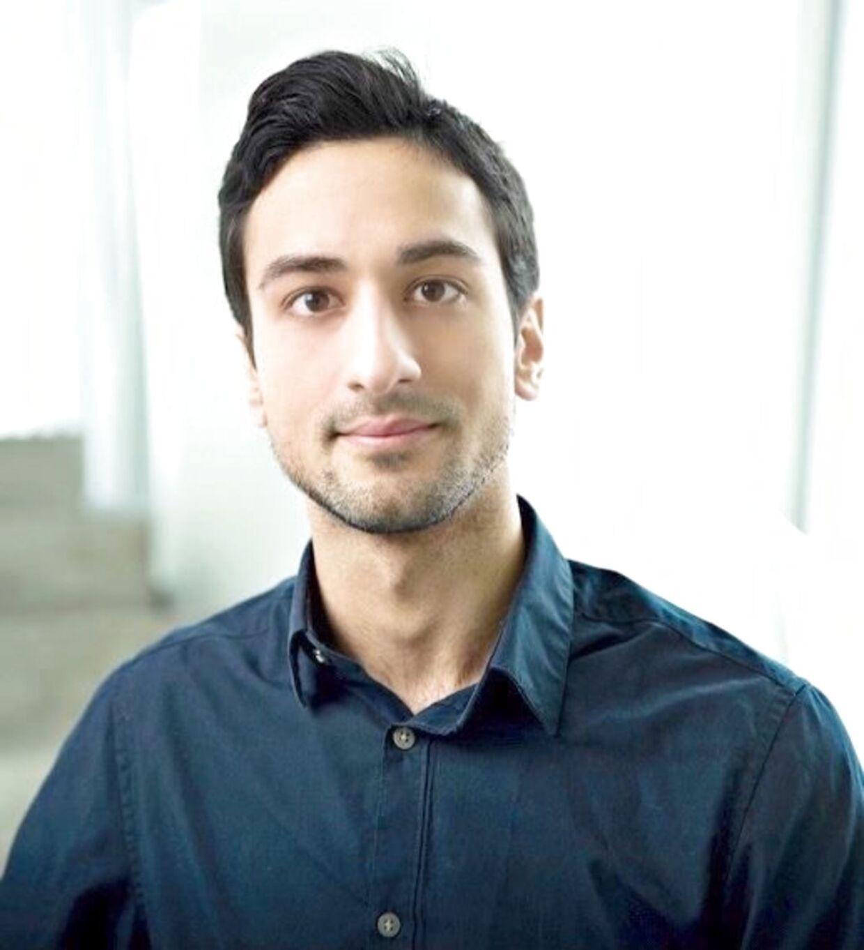Habib Frost iværksætter Talent 2016