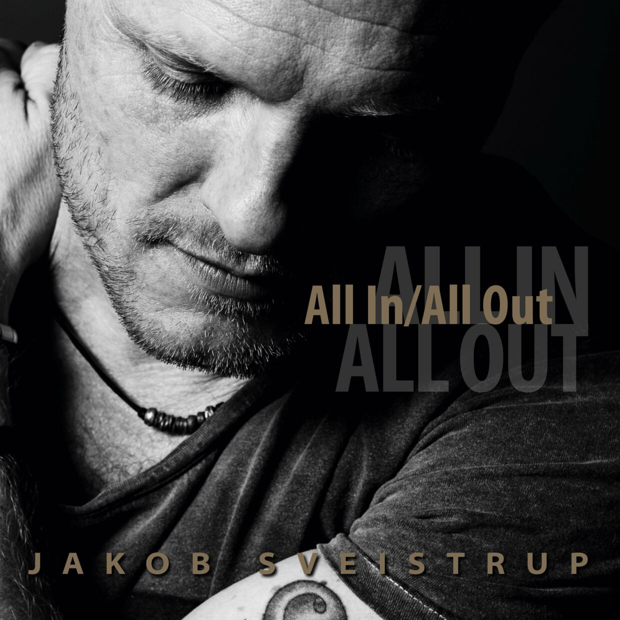 Omslaget til 'All in/All Out'