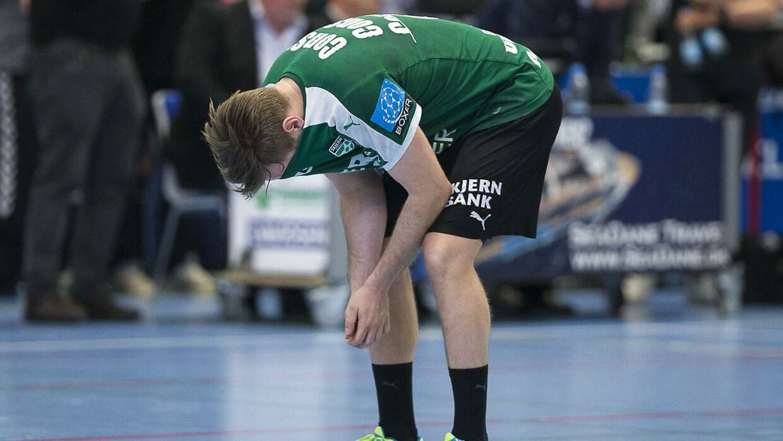 Skjern vandt over Team Tvis Holstebro, men det hjalp dem ikke, fordi BSV samtidig slog Sønderjyske.