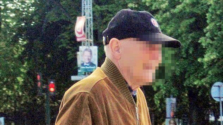 Sådan ser han ud i dag, den 91-årige Helmuth Leif Rasmussen, som lever under et andet navn. Foto: VOV