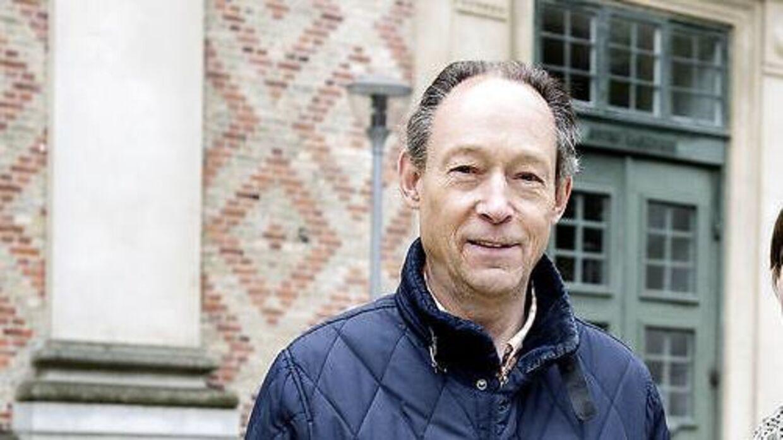 Erik Danneskiold-Samsøe har lagt sit liv helt om, efter at han i 2010 måtte forlade Gisselfeld Slot.