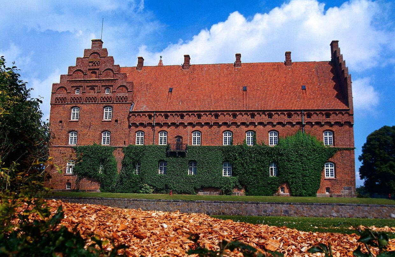 Gisselfeld Slot på Sydsjælland har i flere årtier været omdrejningspunkt i en bizar familiestrid i den adelige familie Danneskiold-Samsøe.