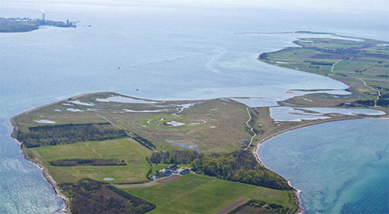 danske øer til salg