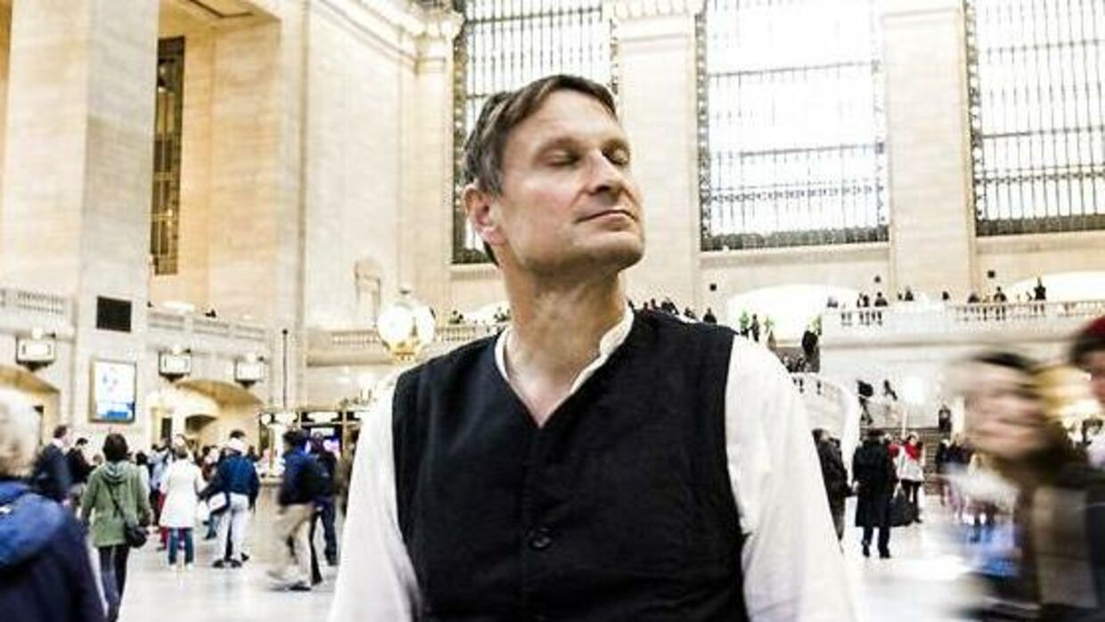 Claus Meyer, Grand Central Station på Manhattan i New York City. (Photo: JonasVandall.com)