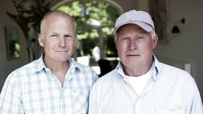 Harald og Lars Holstein Holsteinborg stiftede Noa Noa og blev milliardærer.
