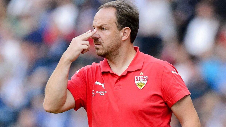 Alexander Zorniger begynder jobbet som Brøndby-træner mandag.