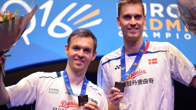 Vra badmintonspiller om OL udtagelse Det er amat¸ragtigt