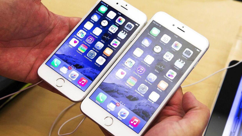 Dejlig Vidste du det? Disse 7 ting dræber dit iPhone-batteri | BT Danmark EG-99