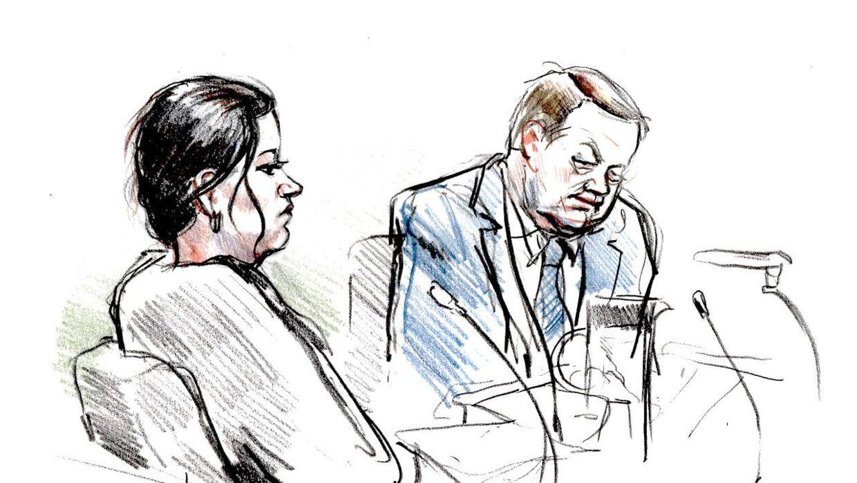 Christina Aistrup Hansen er kendt skyldig i drab og drabsforsøg