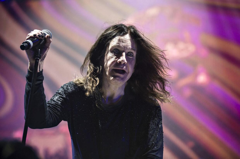 Copenhell 2016: Koncert med Black Sabbath lørdag den 25. juni. Ozzy osbourne.