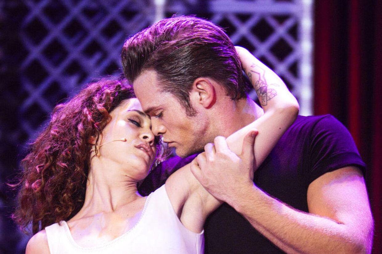 Dirty Dancing i Operaen med bl.a. Mathilde Norholt og Silas Holst. Foto: David Leth Williams