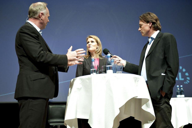 Politikprogrammet Mogensen & Kristiansen stopper på TV2 News.