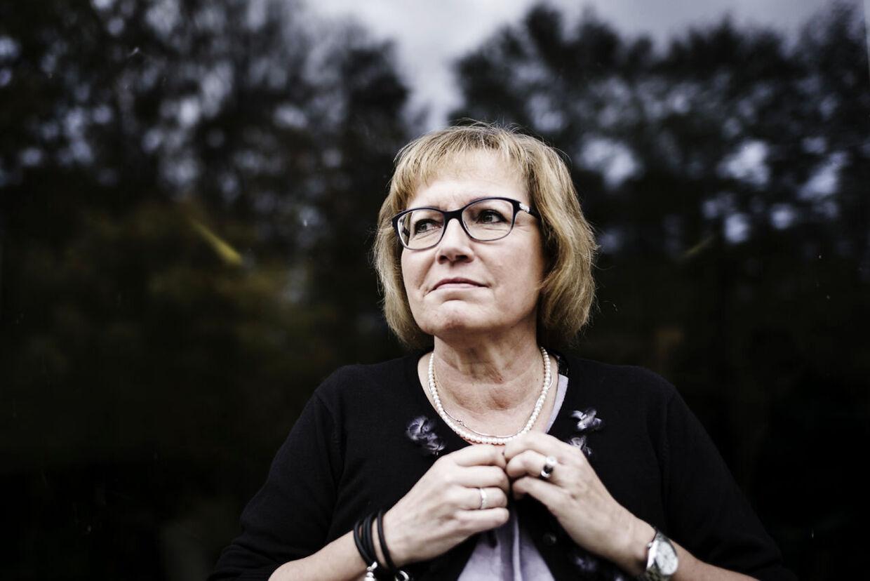 Marianne Vork udviklede sklerose, efter hun fik vaccine mod svineinfluenza.