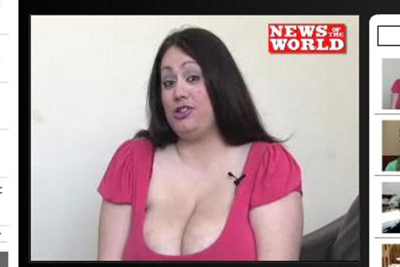 Største bryster videoer