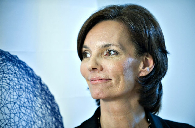 Janni Kjær sælger Villa