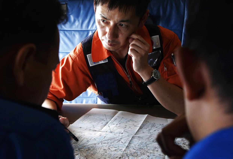 Der er blevet ledt intensivt efter MH370, der forsvandt sporløs for et år siden.