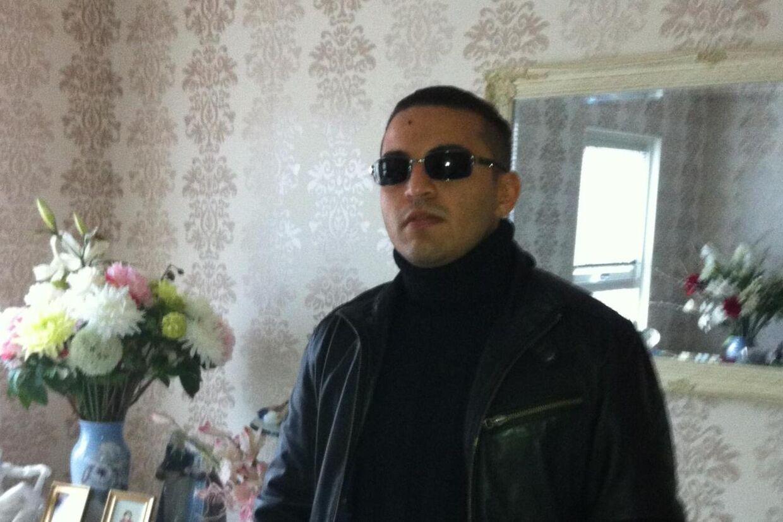 Alpacino Levakovic – udvist efter vanvidskørsel gennem Københavns gader i en rus af hash og heroin.