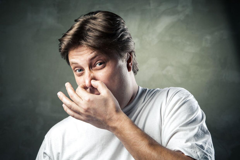 lugtende afføring