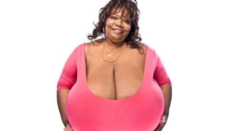 sillikone bryster kvinde billeder