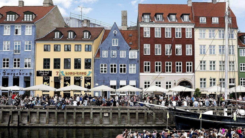 Nyhavn, København.