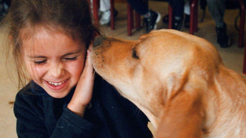 Det kan være en god idé at lade børn vokse op med hunde i hjemmet, viser nyt dansk studie