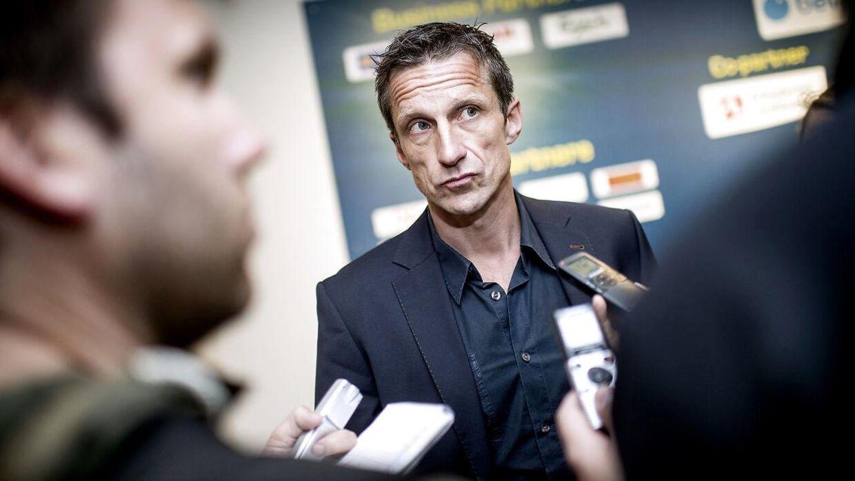 Troels Bech, sportsdirektør i Brøndby.