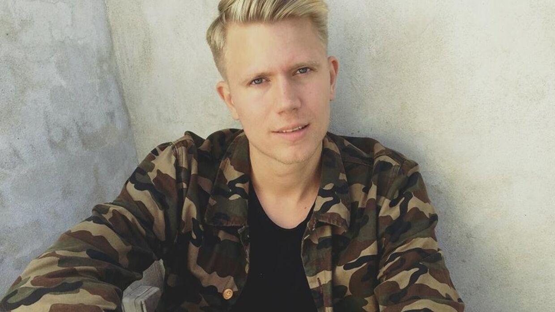 Julius Mygind, søn af Peter Mygind, havde nogle turbulente teenageår, da han som ung blev afhængig af hash. I dag er han kommet fri af sit misbrug.