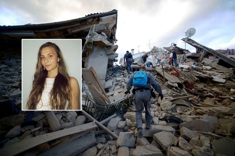 be0ee1632e2 Danske Maria blev vækket af det voldsomme jordskælv: 'Sengen rystede ...