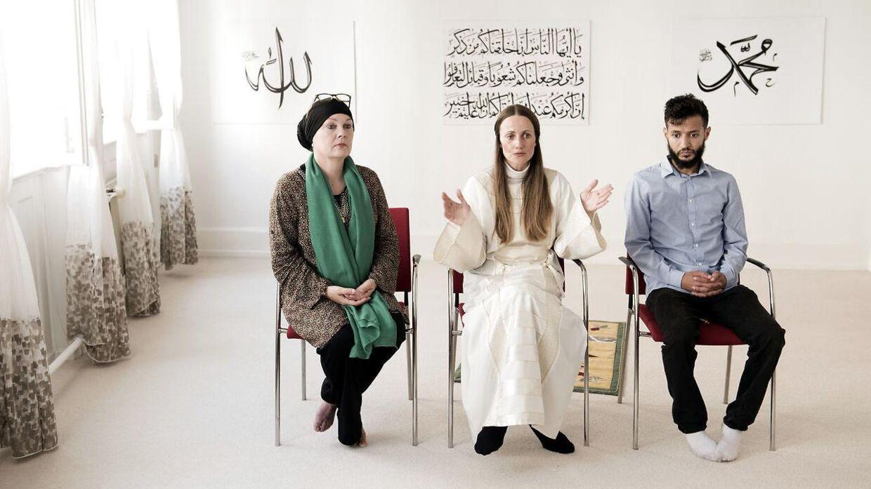 mariam moskeen