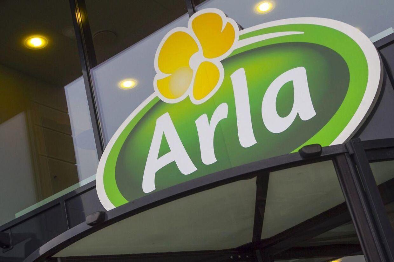 Arkivfoto. Arla vil øje produktionen af mælkebaserede drikke - heriblandt mælk med brus.