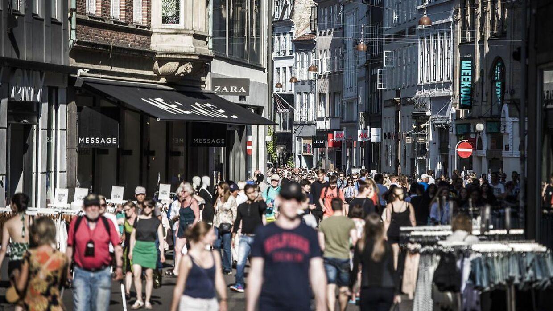 Ifølge en international undersøgelse blandt såkaldte expats er det svært for udlændinge at knytte venskab med danskere.