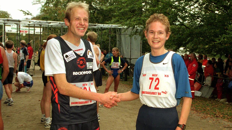 To glade vindere i 1998, Carsten Jørgensen og Dorte Vibjerg. Carsten Jørgensen er seksodobbelt vinder, og Dorte Vibjerg har rekorden hos kvinderne.