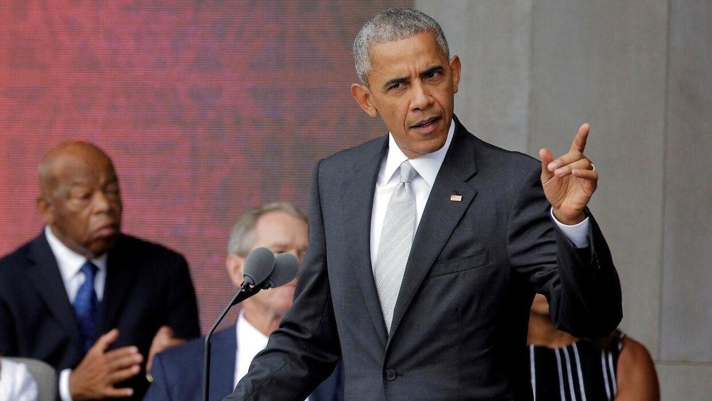 Den amerikanske kongres har nedstemt præsident Barack Obamas veto mod en lov, der gør det muligt for familier til terrorofre for angrebet den 11. september at sagsøge saudiarabere.