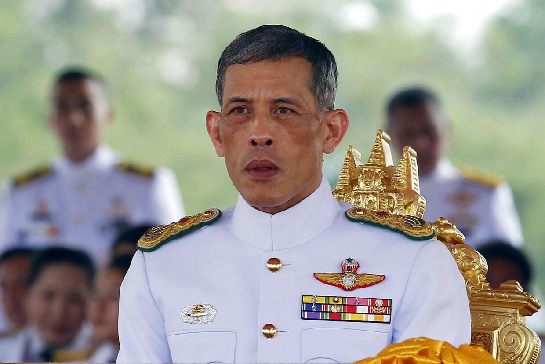 Kronprins Maha Vajiralongkorn.