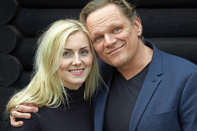Heidrun Petersen og Sigurd Barrett mødte hinanden til en koncert, og på trods af aldersforskellen 'opstod sød musik'.