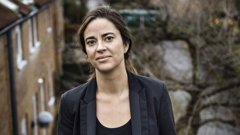Eva Secher Mathiasen, cand. psych. og formand for Dansk Psykolog Forening.