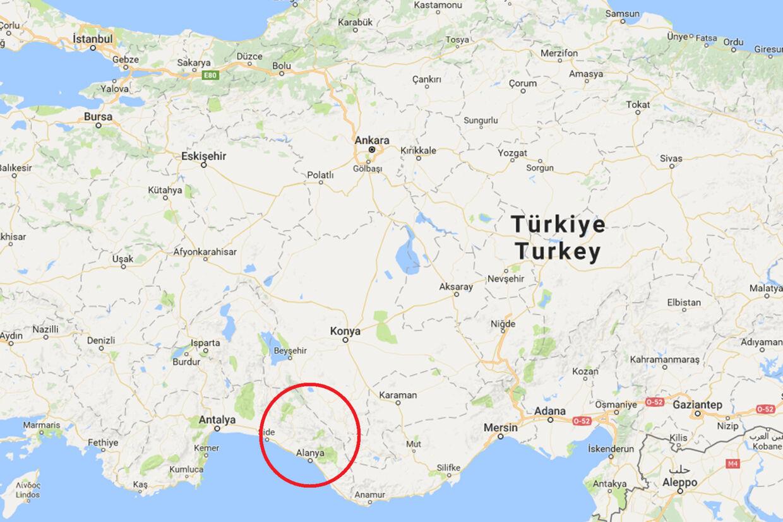 Tusindvis af danskere besøger årligt den tyrkiske badeby Alanya