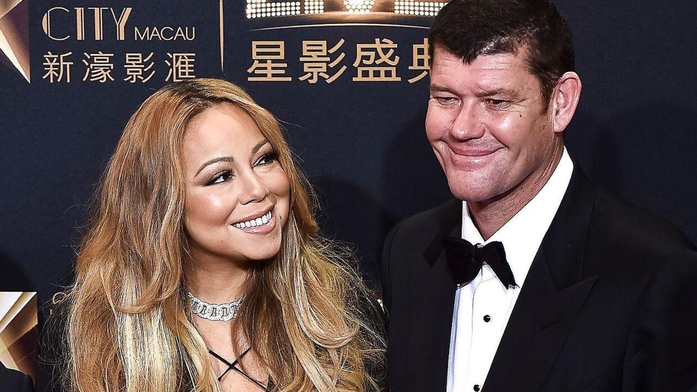 Mariah Carey og James Packer