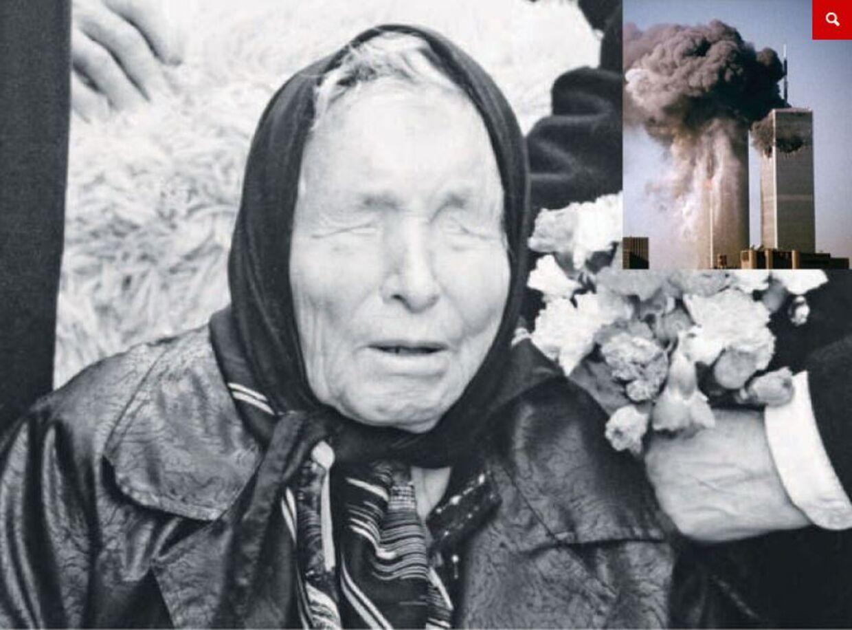 Den blinde kvinde, har forudset 9/11, tsnuamien og IS' rejsning.