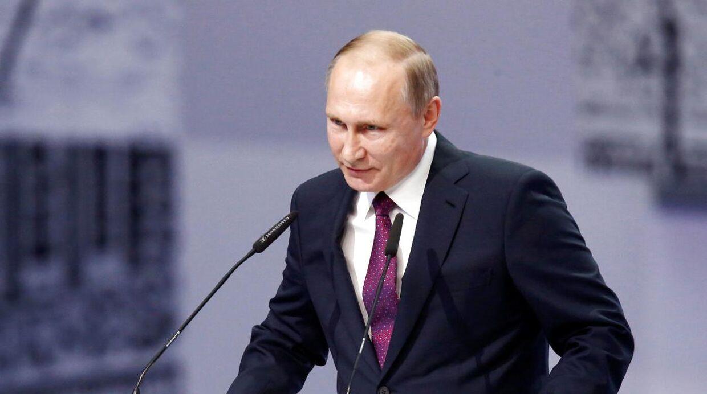 Hvad finder Vladimir Putin på?